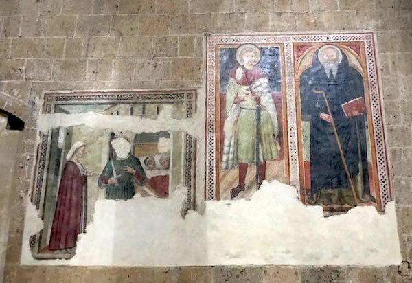 """""""La Leggenda di San Giuliano"""". Sacra Rappresentazione in Sant'Andrea"""
