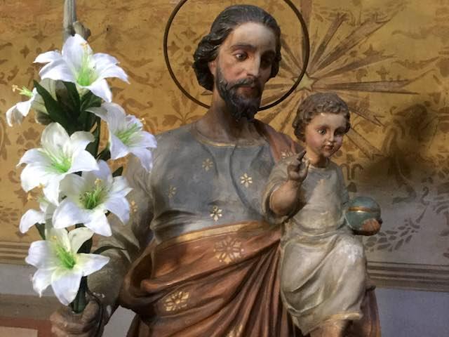 La storia del bastone fiorito di San Giuseppe