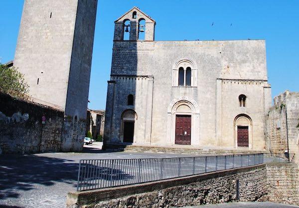 Il Presepe Vivente al borgo della Chiesa di Santa Maria in Castello
