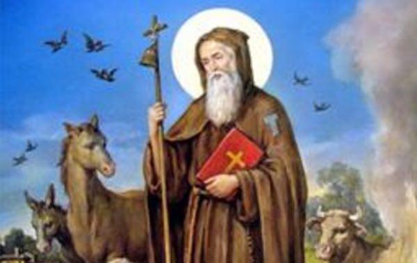 Passeggiata a cavallo e benedizione degli animali alla Porticciola