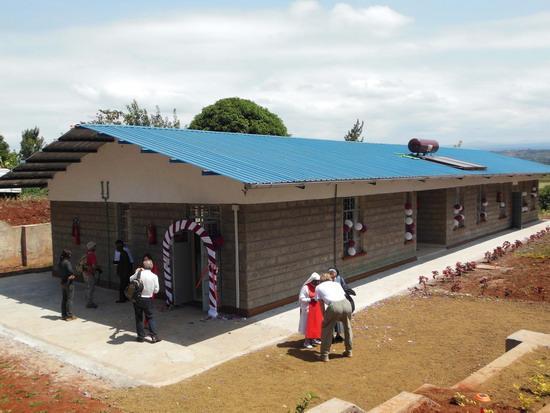 Dall'Ospedale di Acquapendente ad un villaggio del Kenya. Lettera del dottor Samà volontario a Nchiru