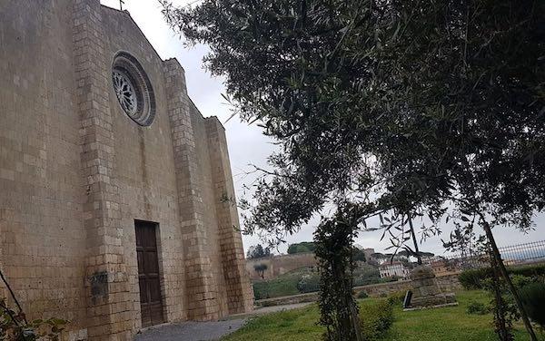Camminata dal Santuario della Madonna di Valverde alla Terzeria di Poggio