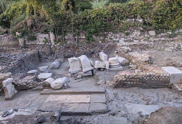"""""""Il Santuario Ritrovato. Nuovi scavi e ricerche al Bagno Grande di San Casciano dei Bagni"""""""
