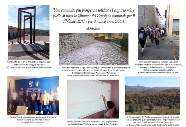 San Venanzo investe in servizi, infrastrutture, cultura e attrattività turistica