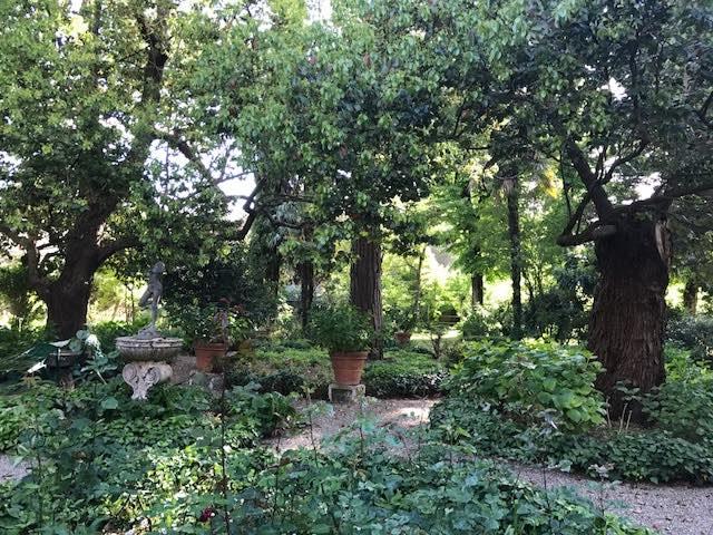"""Nel Giardino di Palazzo Sanvitani, per l'ultima di """"Tesori dell'Urbe"""""""