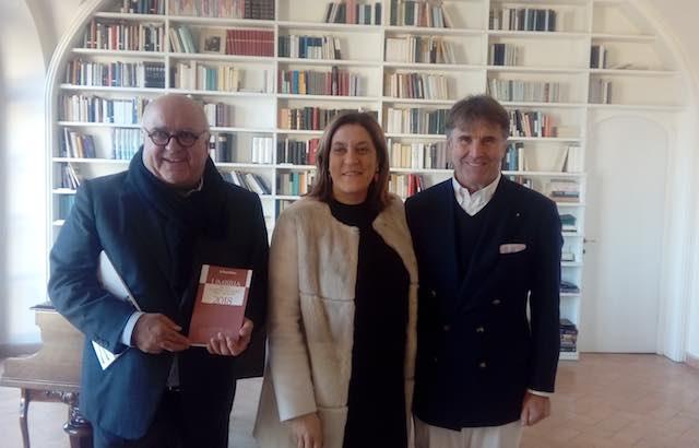 """Presentata l'edizione 2018 della """"Guida ai sapori e ai piaceri della regione Umbria"""" di Repubblica"""