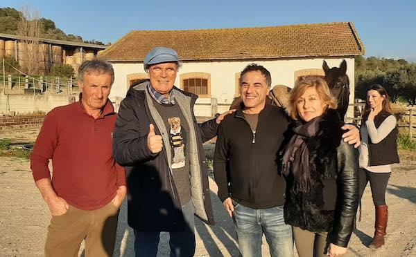 Luca Sardella porta Tarquinia su Rete 4