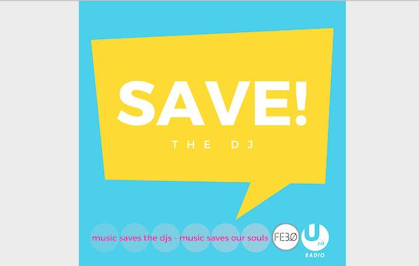 "Officine Musicali Febo, free download per la compilation ""Save The DJ"""