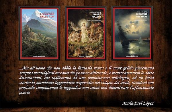 La trilogia di Maria Savi Lopez alla Casa delle Donne