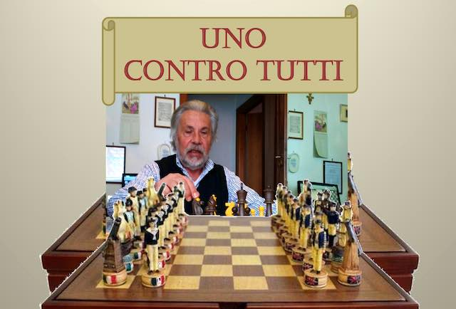 Gli scacchi protagonisti all'Unitre con il campione nazionale Marco Mignone