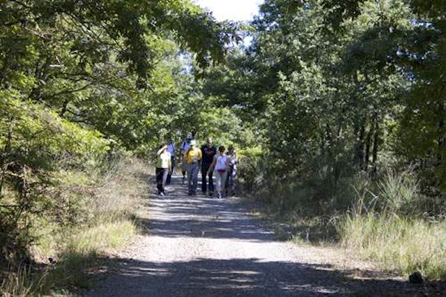 Giro dei Casali e Selva Trek a Villa Cahen, torna la Scarpinata a Monte Rufeno