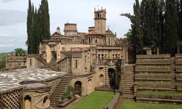 Con l'Asds Majorana tra Castel di Fiori, Montegiove e La Scarzuola