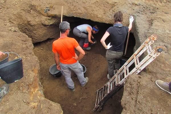 Conclusa la prima campagna di scavo a Monte Abatone
