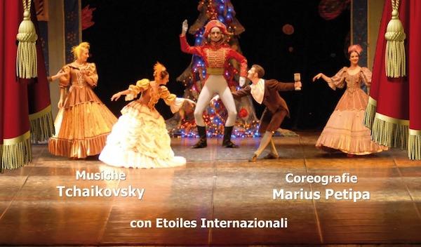 """Danza sul palco del Rivellino con """"La Schiaccianoci"""""""