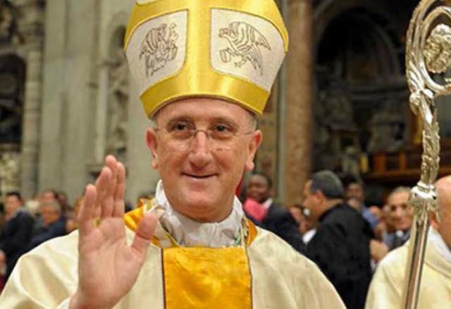 Il vescovo Sciacca e il gesuita Barlone per la Festa della Madonna Addolorata