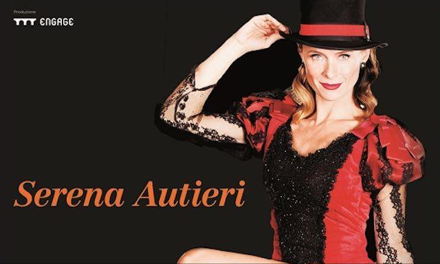 """Serena Autieri al Teatro dell'Unione con """"La Sciantosa"""""""