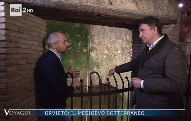 """""""Raccontami l'Umbria"""". Premio speciale al video di Voyager """"Orvieto, tra storia e mistero"""""""