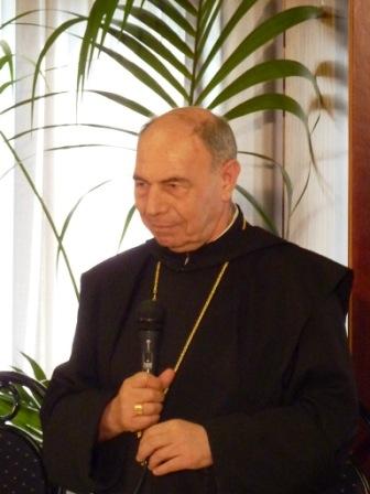 �I Luoghi della Celebrazione dal Concilio di Trento al Vaticano II�. Incontro con padre Ildebrando Scicolone
