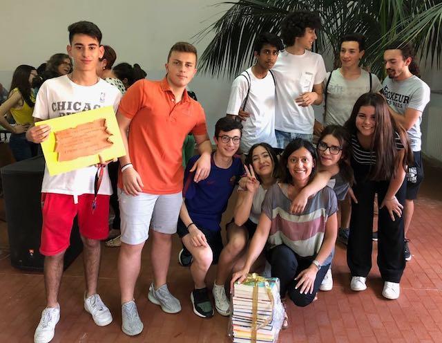 """""""Bookiamo lo schermo"""", doppia vittoria per il Liceo Scientifico Majorana"""