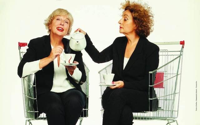 """Lo """"Scoop"""" di Katia Beni e Anna Meacci al Teatro Salvini"""