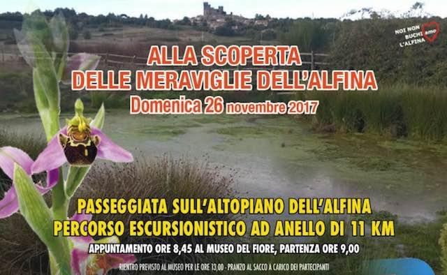 Settimana Unesco alla scoperta delle meraviglie dell'Alfina