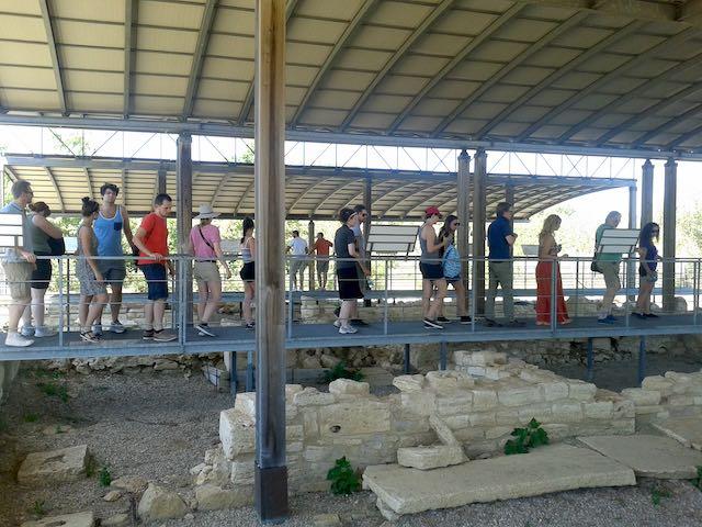 Porte aperte all'Antiquarium Comunale e all'Area Archeologica di Scoppieto