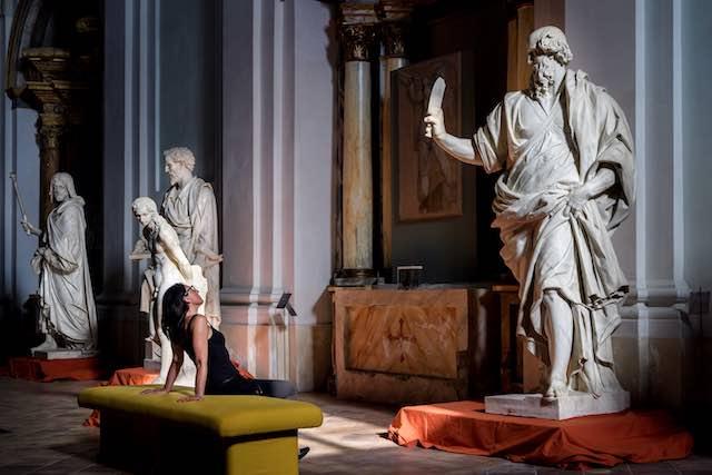"""""""Scoprendo l'Umbria: Luce"""". Anteprima del progetto a Palazzo dei Sette"""