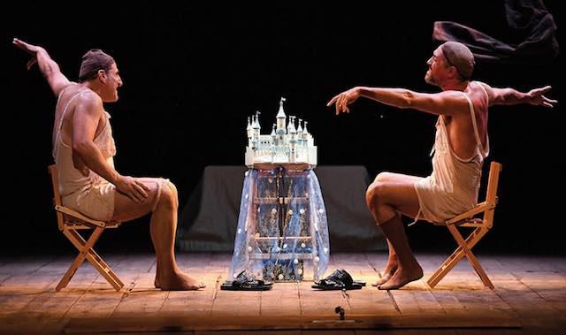 """""""La Scortecata"""". Sul palco del Cinema Teatro Amiata, la favola di Emma Dante"""
