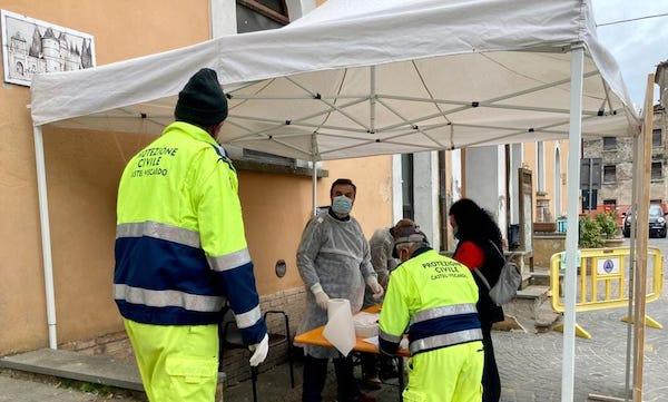 A Castel Viscardo eseguiti circa 230 test. Seconda giornata in programma a Pianlungo