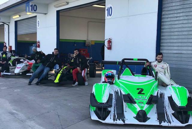 Filippo Ferretti e la Scuderia MPM iniziano bene la stagione