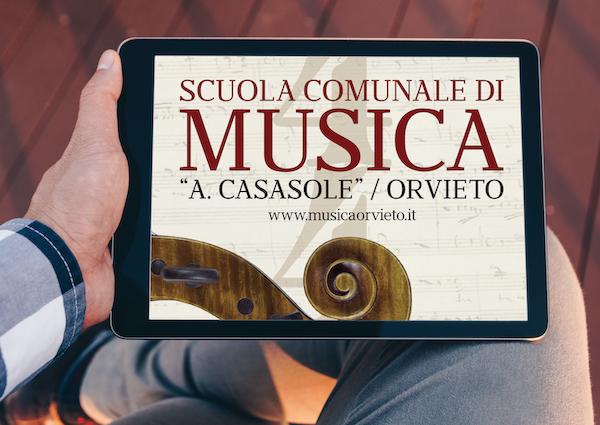 """Concerti in streaming. Prosegue la stagione musicale della Scuola Comunale di Musica """"Adriano Casasole"""""""