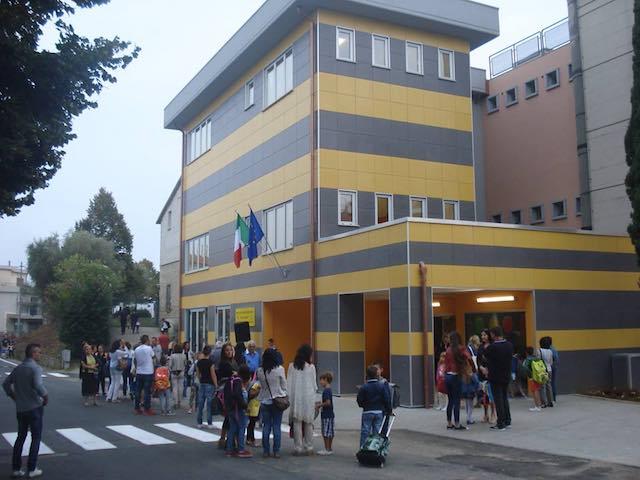 Anno nuovo, scuola nuova. La campanella suona in Via Vaselli