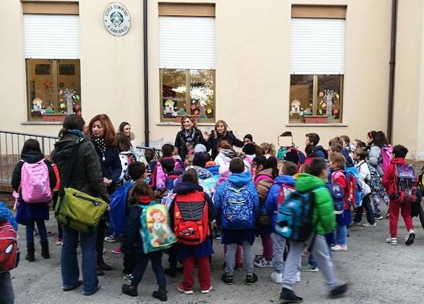 Completati i lavori alla Scuola, costo complessivo: 635.000 euro