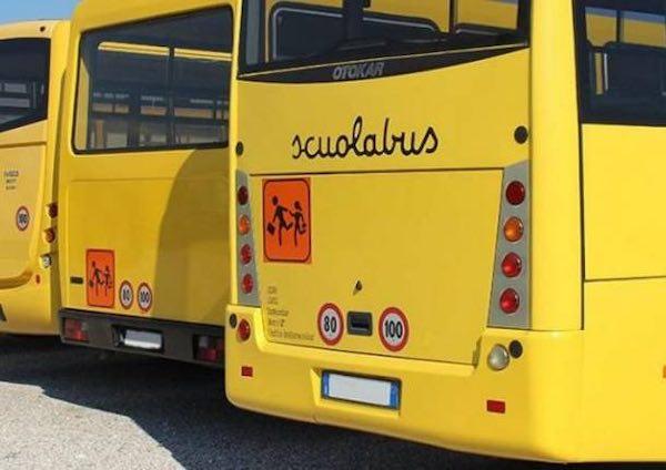Accettate tutte le domande per i trasporto scolastico presentate al Comune
