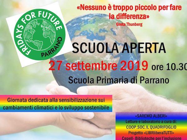 """""""Fridays for Future"""". Letture e laboratorio alla Scuola Primaria"""