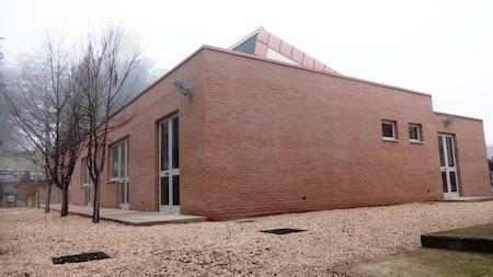 Il nuovo edificio inaugurato ospiterà la Scuola Media di San Venanzo