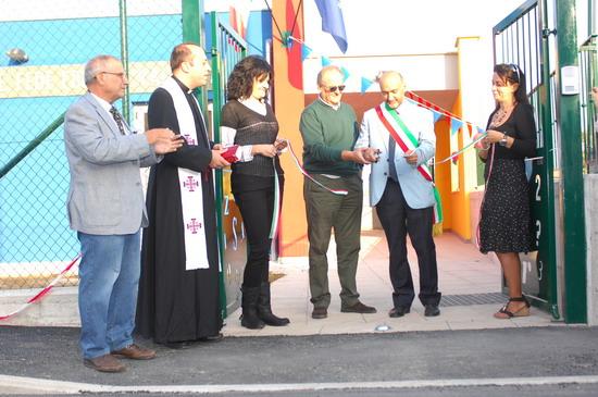 Inaugurate le nuove scuole elementari di Fabro