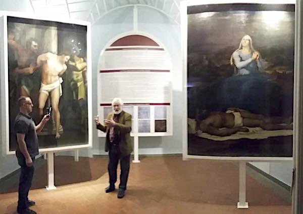 Incontro con l'arte con il Maestro Rolando Di Gaetani