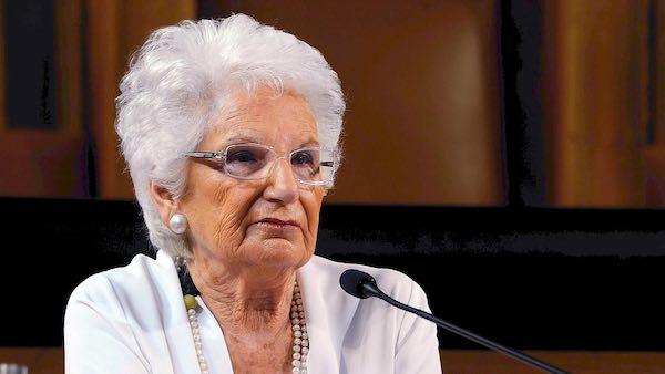 Conferita la cittadinanza onoraria a Liliana Segre