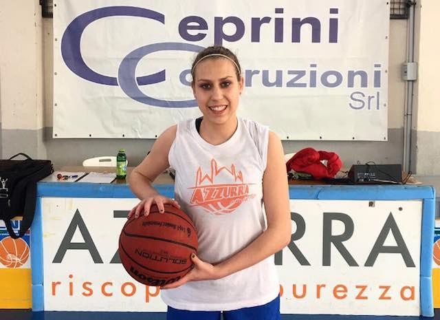 Selene Grilli può essere pedina importante in A2 e in Azzurra Academy
