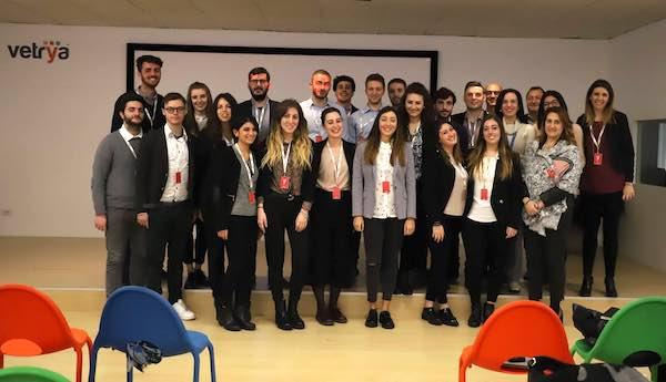 Vetrya, concluso il semestre in azienda per gli studenti dell'Unitus