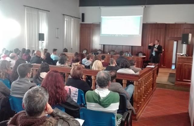 Grande partecipazione al seminario nazionale sul doping