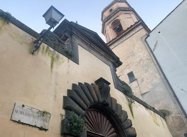 Spazi rinnovati e sicuri per il complesso dell'ex Seminario Vescovile