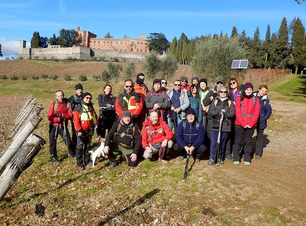 Sul Sentiero dei Briganti. Trekking toscano alla scoperta di Monte Rufeno