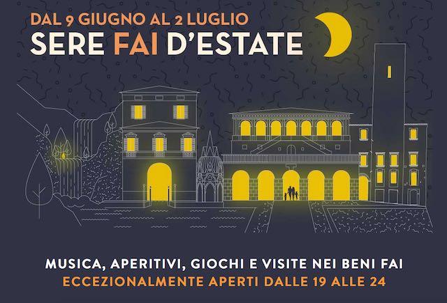 """""""Sere FAI d'Estate"""", visite, danza e letture musicate al Bosco di San Francesco"""