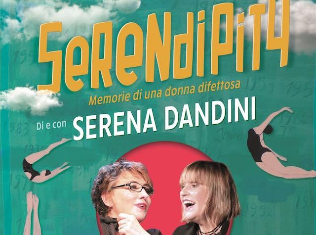 """Serena Dandini al """"Padovani"""" con """"Serendipity. Memorie di una donna difettosa"""""""