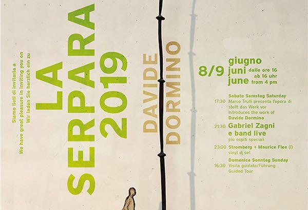 "Nuova opera a ""La Serpara"".Davide Dormino presenta ""Poltergeist"""