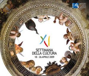 18-26 aprile 2009: XI edizione della Settimana della Cultura. Gli appuntamenti in programma ad Orvieto e nell'Orvietano