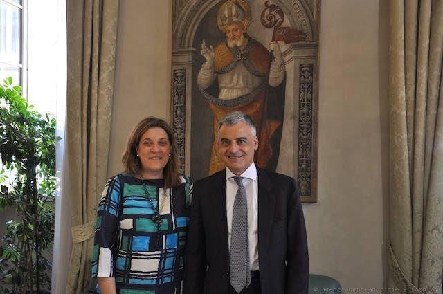 Sicurezza e legalità al centro dell'incontro con il nuovo prefetto Carlo Sgaraglia