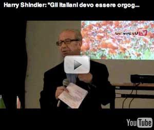 "Harry Shindler: ""Gli italiani devono essere orgogliosi dei Partigiani"""